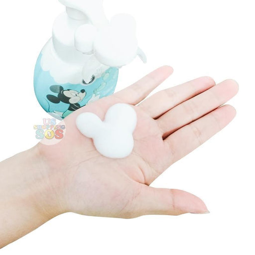 Taiwan Exclusive - Mickey & Minnie Mouse Foaming Hand Soap/Wash Bottle + Dispenser