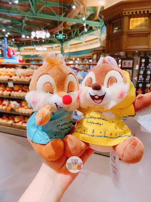 SHDL - Raincoat x Plush Toy Sets Collection - Chip & Dale