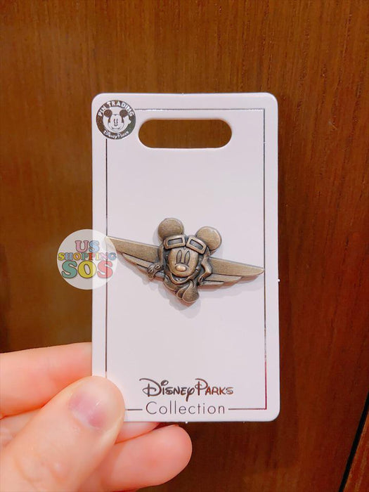 SHDL - Pin x Mickey Mouse Pilot