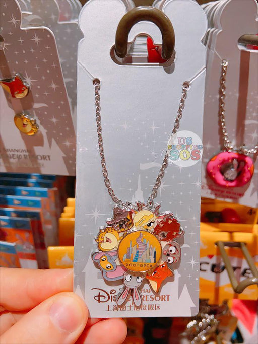 SHDL - Super Cute Zootopia Collection - Necklace