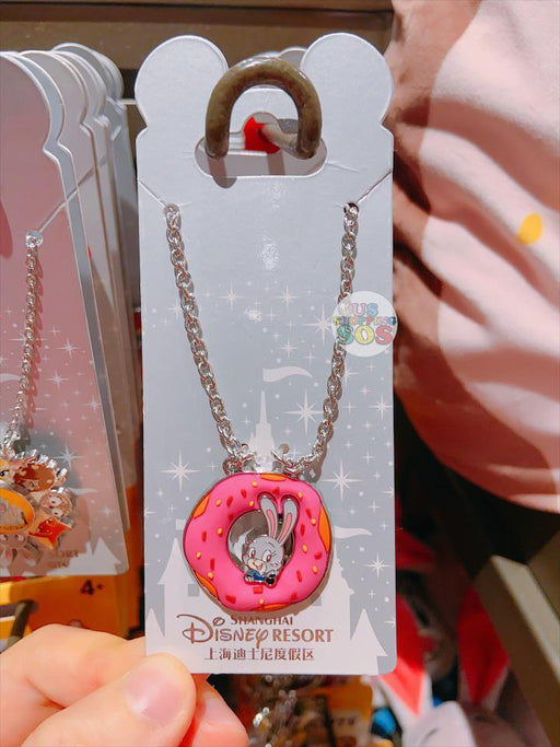 SHDL - Super Cute Zootopia Collection - Judy with Donuts x  Necklace