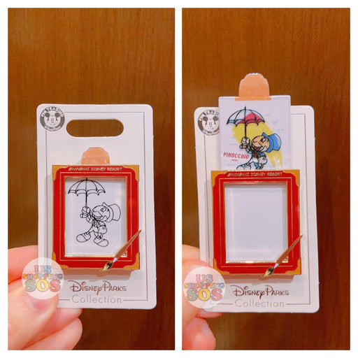 SHDL - Disney Ink & Paint Collection - Pin x Jiminy Cricket