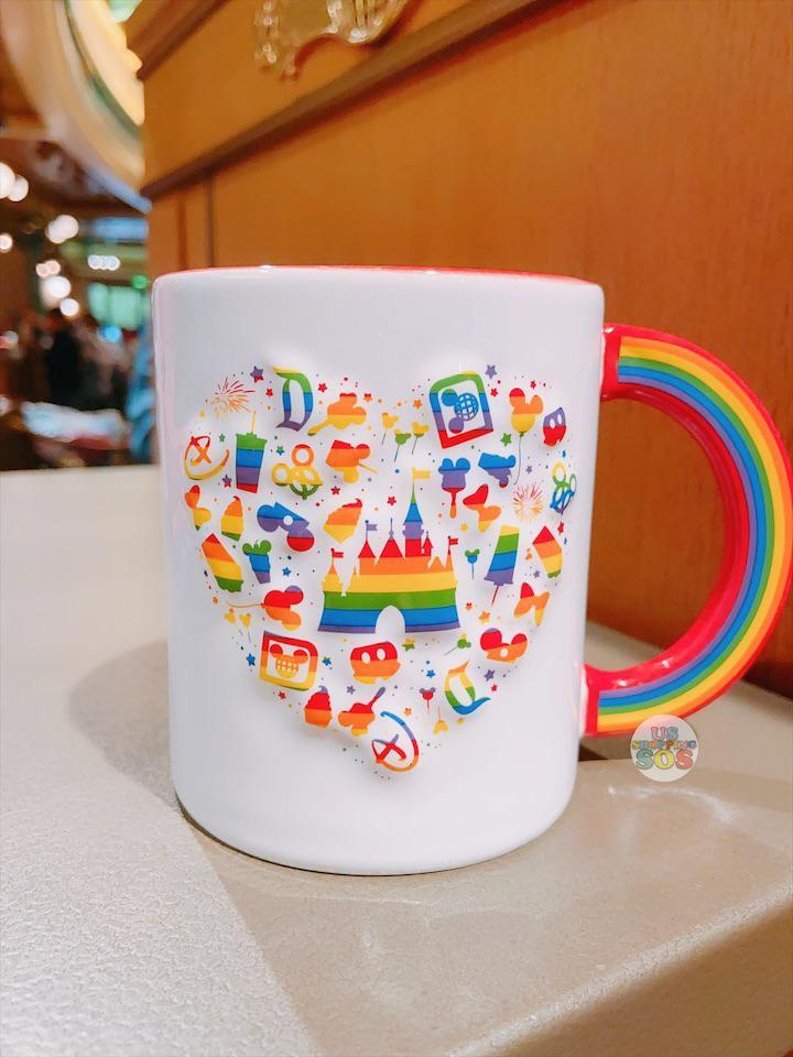 SHDL - Mug x Rainbow Color My Happy Place