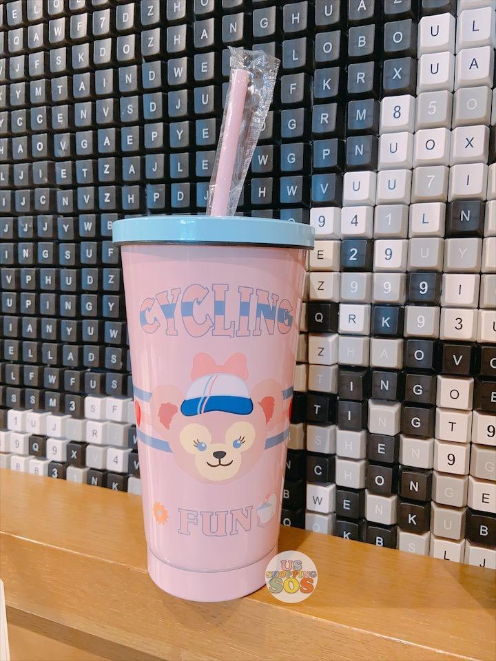 SHDL - Duffy & Friends Cycling Fun Collection - Cold Cup Tumbler x ShellieMay