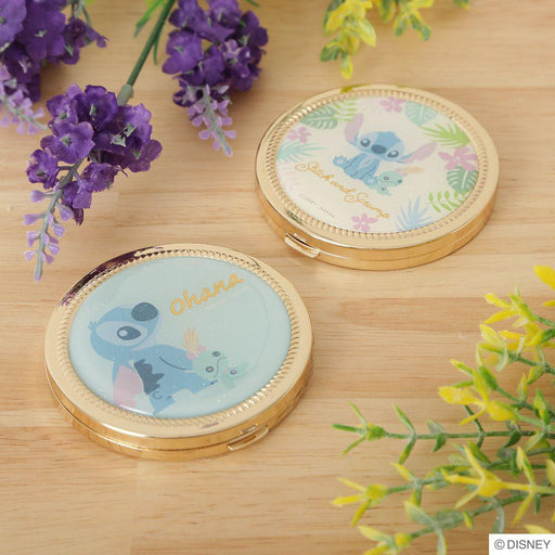 Japan Exclusive - Stitch & Scrump Cool Summer Collection - Compact Mirror