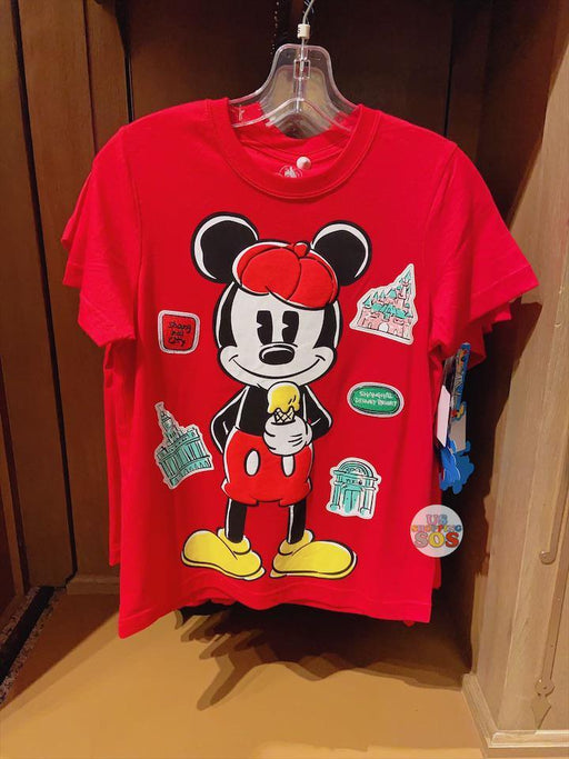 SHDL - I Mickey SH Collection - Mickey Mouse Unisex Tee