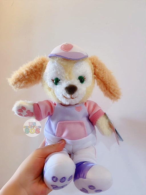 SHDL - Duffy & Friends Cycling Fun Collection - Plush Toy x CookieAnn