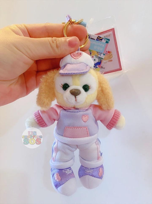 SHDL - Duffy & Friends Cycling Fun Collection - Plush Keychain x CookieAnn