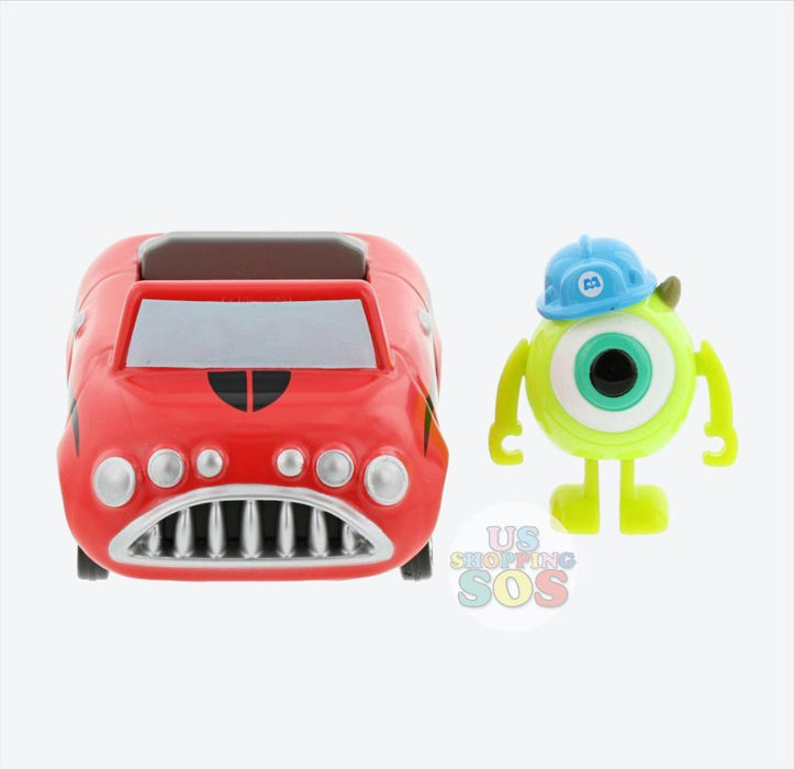 TDR - Toy Car & Figure Set x Mike