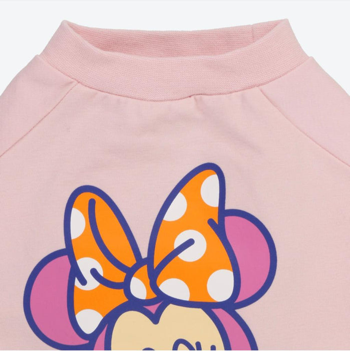 "TDR - Dog T-Shirts Apparel ""Always full of Smiles"" x Minnie Mouse"