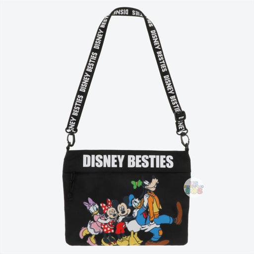 TDR - Mickey & Friends DISNEY BESTIES Collection - Long Strap Bag