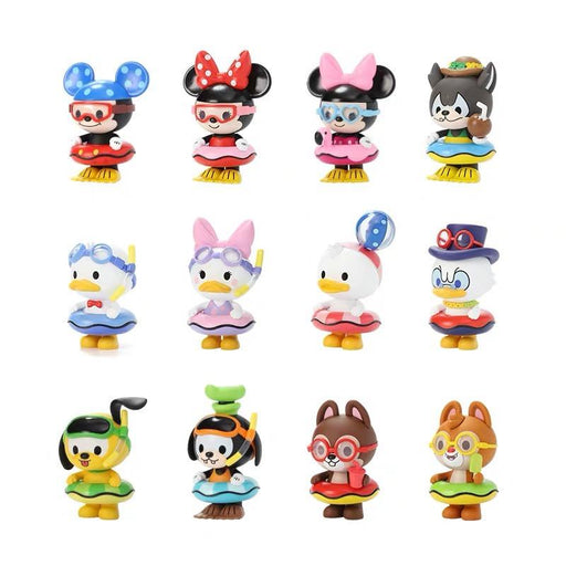 SHDS - Random Secret Figure Box x Mickey Mouse & Friends Summer Party