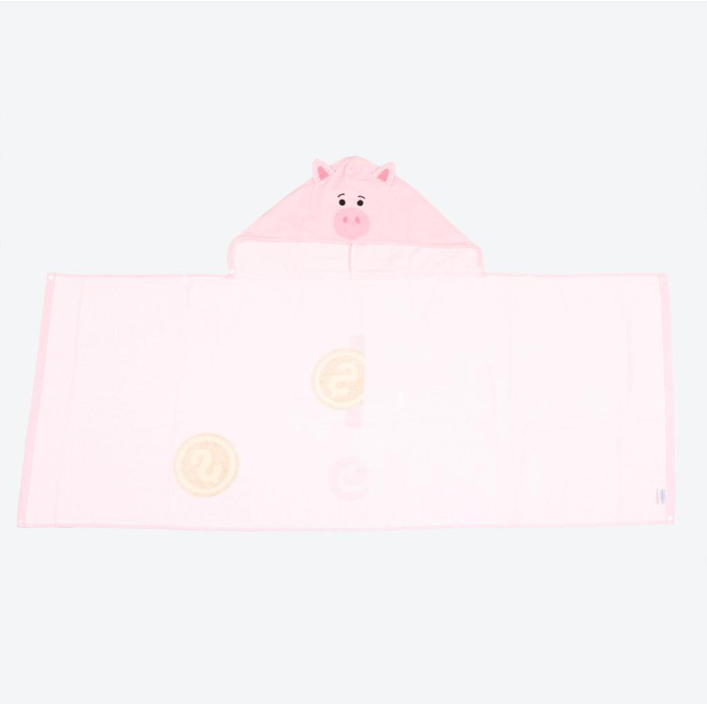 TDR - Hooded Towel For Kids - Hamm