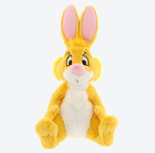 TDR - Fluffy Plushy Plush Toy x Winnie the Pooh Friends Rabbit