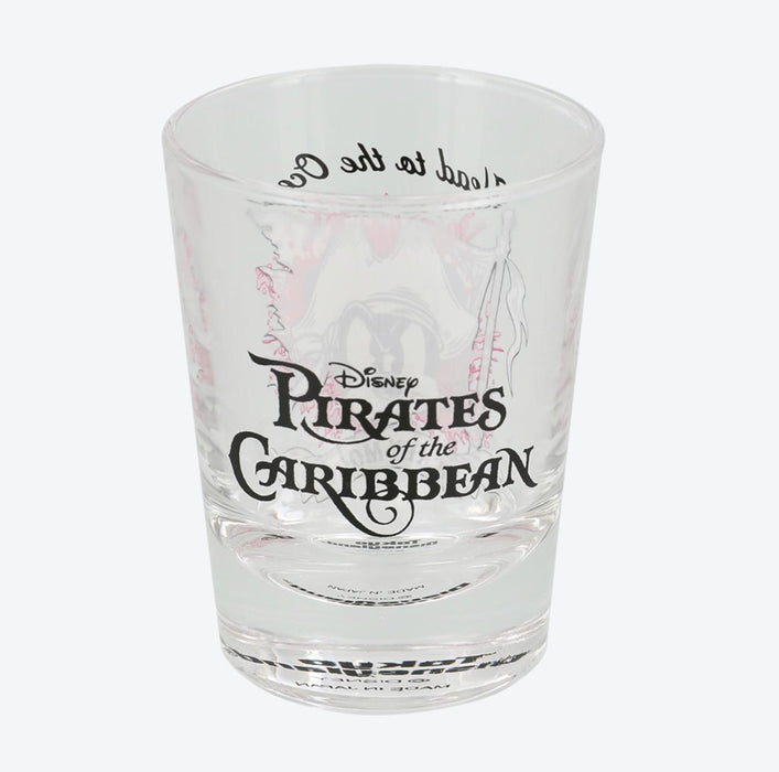 "TDR - ""Disney Pirates of the Caribbean"" Collection - Mini Glass x Mickey Mouse"
