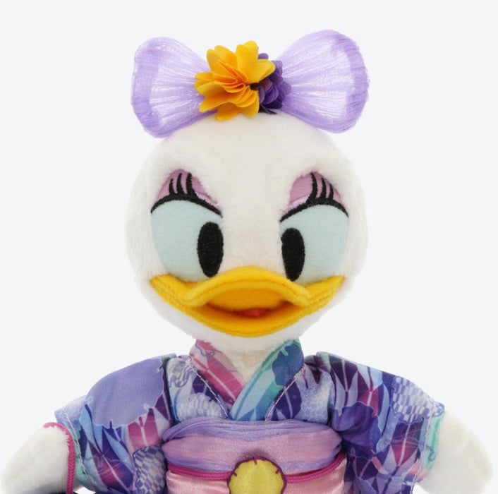 TDR - Japan Summer Festival 2020 - Plush Keychain x Daisy Duck