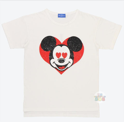 "TDR - Unisex Tee x Mickey Mouse ""I LOVE MINNIE"""
