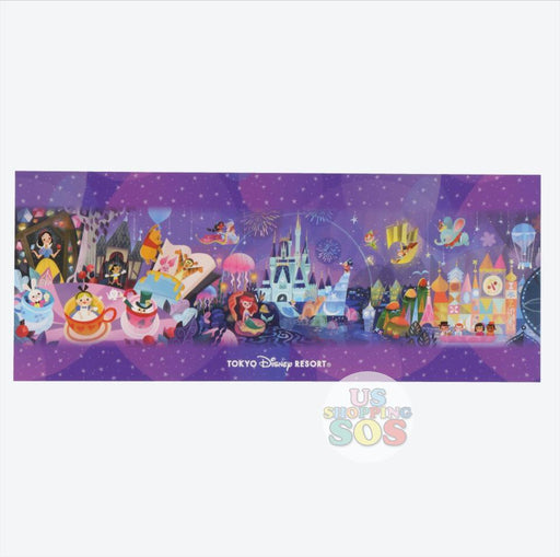 TDR - Hotel Celebration Collection - Post Card