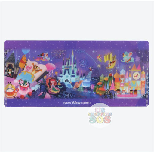 TDR - Hotel Celebration Collection - Ticket/Map Case