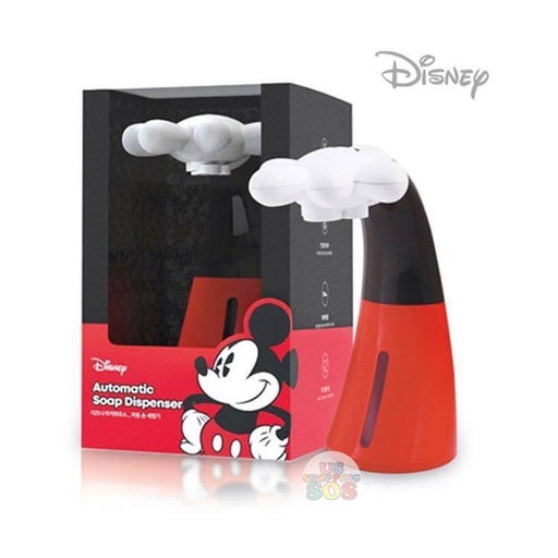 Korea Exclusive - Mickey Mouse Automatic Soap Dispenser