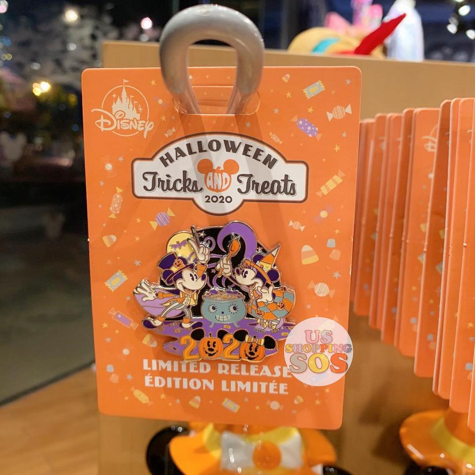 SHDS - Halloween Ticks and Treats 2020 - Limited Release Pin