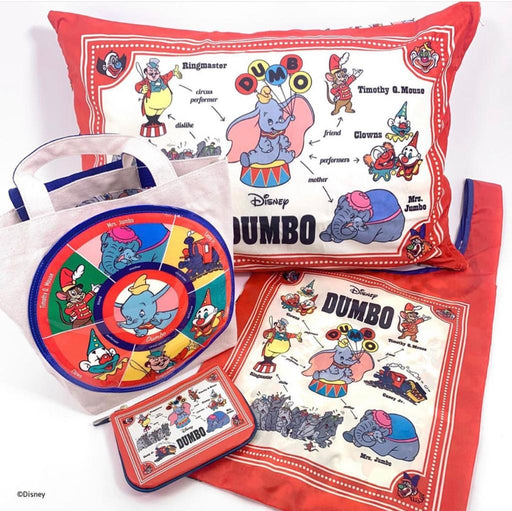 "Japan Kiddyland - ""Correlation Diagram Collection"" x Dumbo -"