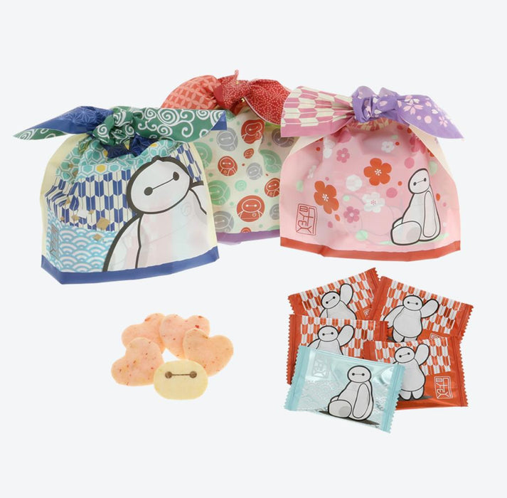 TDR - Rice cracker x Drawstring Bag Set - Baymax