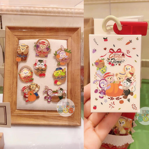 SHDL - Duffy & Friends Garden Time Collection - Secret Pins Box