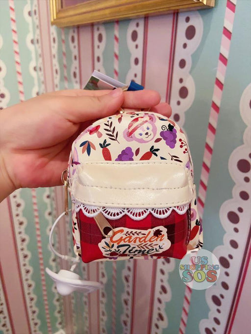 SHDL - Duffy & Friends Garden Time Collection - Mini Backpack Keychain