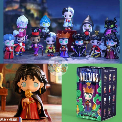 SHDS - POPMART Random Secret Figure Box x Disney Villains