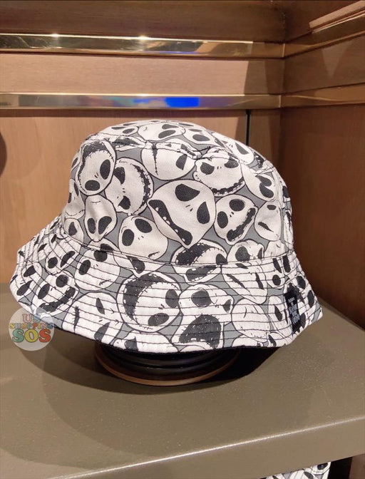 SHDL - All-Over Print Fishing Hat x Jack Skellington