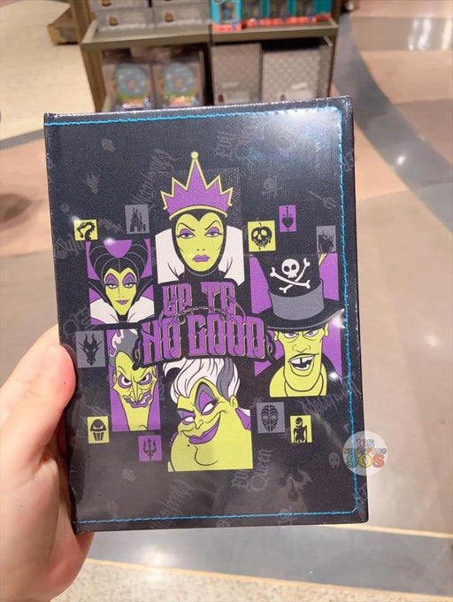 SHDL - Disney Villains NoteBook