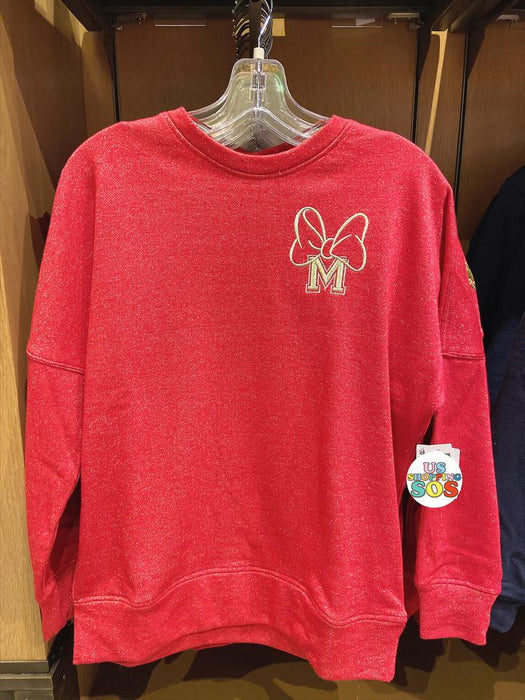"SHDL - ""Shanghai Disney Resort"" Wordings Spirit Jersey - Red"