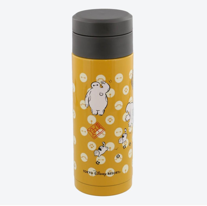 TDR - Japanese Good x Baymax & Mochi Collection - Vacuum Insulated Water Bottle