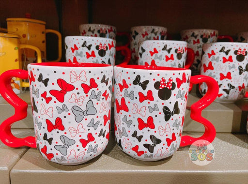 "SHDL - Mug x Minnie Mouse ""Put a Bow on it"""