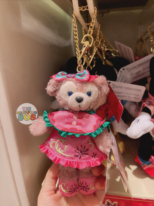 HKDL - Lunar New Year 2021 - Plush Toy Keychain x ShellieMay