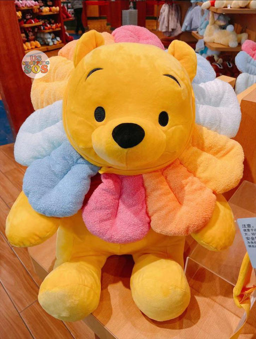 SHDS - Colorful Sunflower x Winnie the Pooh Collection - Plush Toy Size L