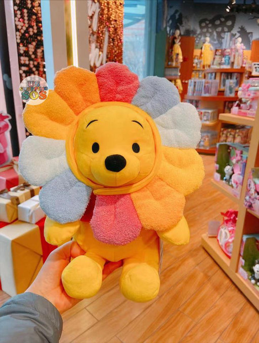 SHDS - Colorful Sunflower x Winnie the Pooh Collection - Plush Toy Size S