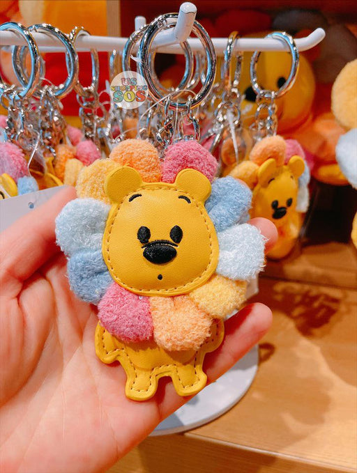 SHDS - Colorful Sunflower x Winnie the Pooh Collection - Plushy Keychain