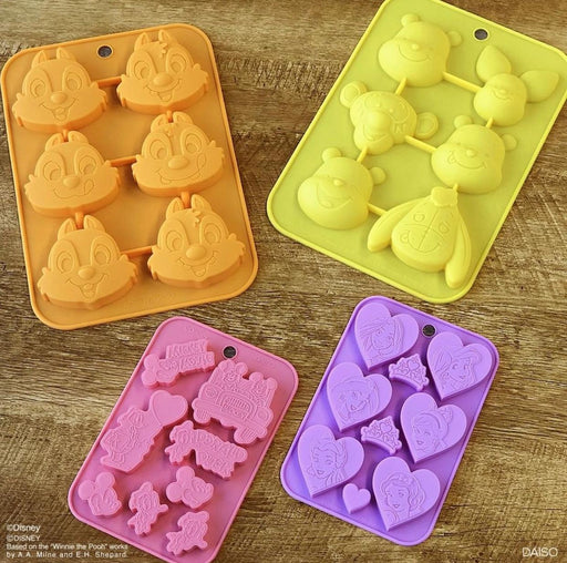 Japan Exclusive - Silicone Mold x