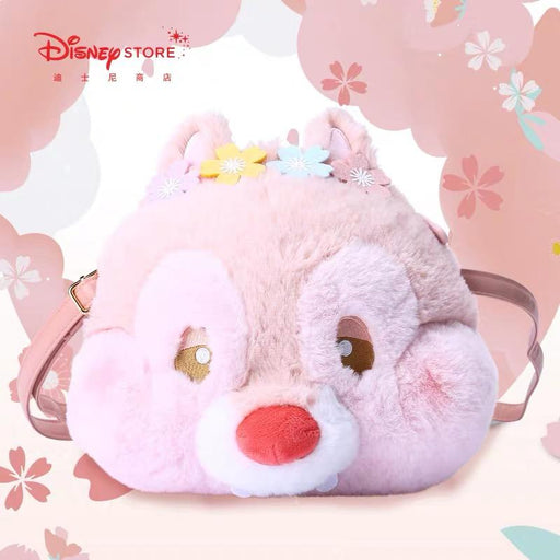 SHDS - Sakura Cherry Blossom x Chip & Dale Collection - Long Strap Bag