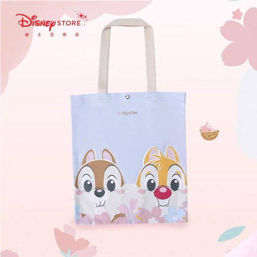SHDS - Sakura Cherry Blossom x Chip & Dale Collection - Totebag