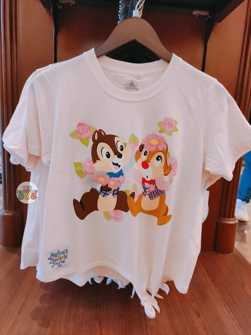 SHDL - Spring Into Color-Full Collection - Chip & Dale Short Sleeve Tee For Adults