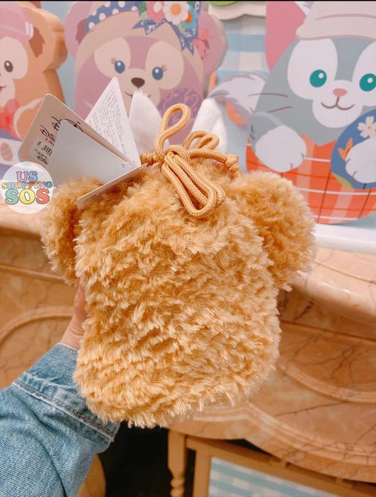SHDL - Happy Spring Time Collection - Duffy Fluffy Drawstring Bag