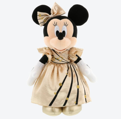 TDR - Mickey's Magical Music World Show (Gold) - Plush Toy x Minnie Mouse