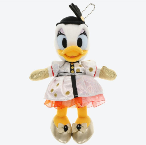 TDR - Mickey's Magical Music World Show (Gold) - Plush Keychain x Daisy Duck