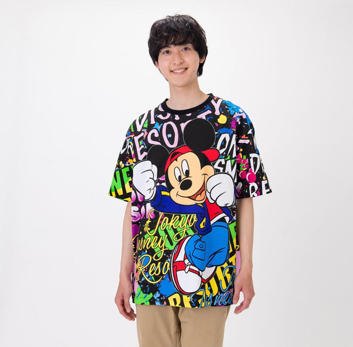 TDR - MAXIMILIAN Mickey Mouse T Shirt for Adults