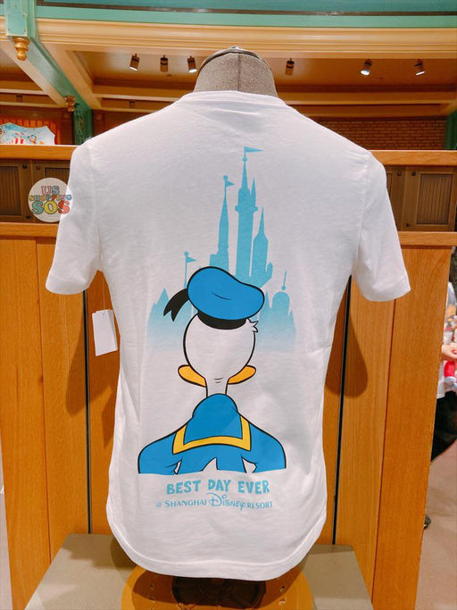 SHDL - Best Day Ever x Donald Duck Unisex T Shirt for Adults