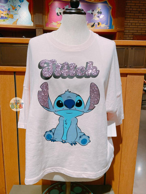 SHDL - Sequin Stitch T Shirt for Female