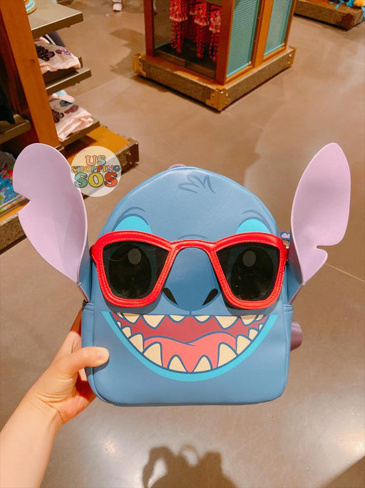 SHDL - Stitch Wearing Sunglasses Backpack